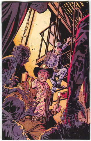 Walking Dead 2 Image 2018 15th Anniversary Chris Samnee Color Virgin Variant Blind Bag