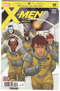 X-MEN GOLD #28 Marvel Legacy (05/23/2018)