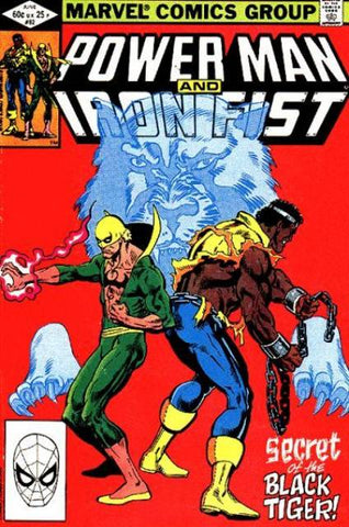 Power Man and Iron Fist 82 Marvel 1982