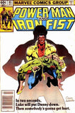 Power Man and Iron Fist 83 Marvel 1982