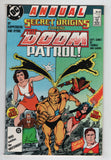 Secret Origins Annual 1 2nd Series DC 1987 NM- Doom Patrol John Byrne