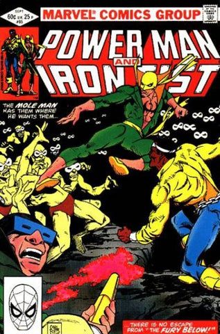 Power Man and Iron Fist 85 Marvel 1982