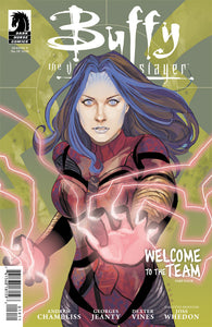 Buffy Vampire Slayer 19 Dark Horse 2013 Illyria