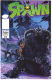 Spawn Fan Edition 2 A Image 1996 NM Overstreet
