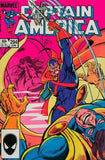 Captain America 294 Marvel 1984 Nomad Slayer