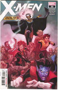 X-MEN GOLD #35 Marvel Phil Noto (09/05/2018)
