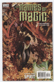 Names Of Magic 3 DC Vertigo 2001 NM Books Tim Hunter John Bolton