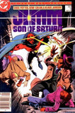 Jemm Son of Saturn 1 DC 1984 Mini Series