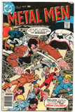 Metal Men 50 DC 1977 VG Walt Simonson