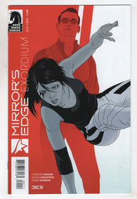 Mirror's Edge Exordium 1 Dark Horse 2015 NM Video Game