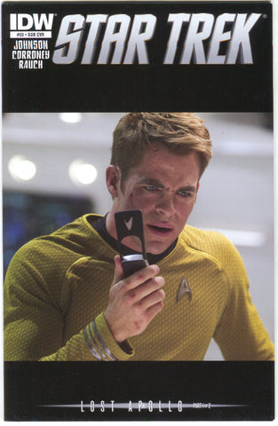 Star Trek 33 B IDW 2014 NM Photo Cover Variant