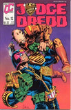 Judge Dredd 12 Quality Comics 1986 2000AD