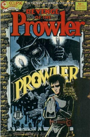 Revenge of the Prowler 1 Eclipse 1988