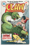 Claw The Unconquered 2 DC 1975 FN Ernie Chan