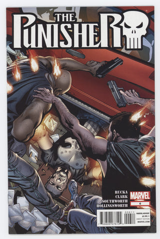 Punisher 6 9th Series Marvel 2012 NM Greg Rucka