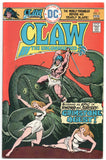 Claw The Unconquered 5 DC 1976 FN VF Ernie Chan Giant Crab