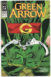 Green Arrow 34 DC 1990 VF Handcuff Bondage Mike Grell Dan Jurgens