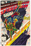 Spectacular Spider-Man 66 Marvel 1982 VF Electro Times Square Broadway NYC
