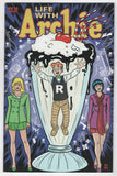 Life With Archie 36 A 2014 VF Mike Allred Execution Milkshake Guillotine Noose