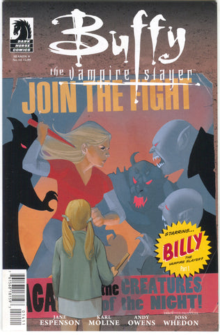 Buffy The Vampire Slayer Season 9 14 A Dark Horse 2012 NM Phil Noto