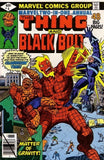 Marvel Two-in-One 4 Marvel 1979 Thing Black Bolt