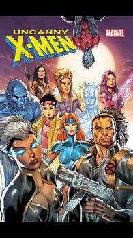 UNCANNY X-MEN #1 Marvel Rob Liefeld Variant (11/14/2018)