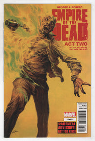 Empire Of The Dead Act Two 2 Marvel 2014 NM George Romero Alexander Lozano Zombies