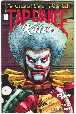 Tap Dance Killer 2 Hero Tomorrow Comics 2018 NM Punchline Variant