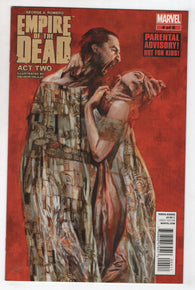 Empire Of The Dead Act Two 4 Marvel 2015 NM George Romero Alexander Lozano Zombies