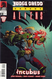 Judge Dredd Versus Aliens 2 Dark Horse 2003