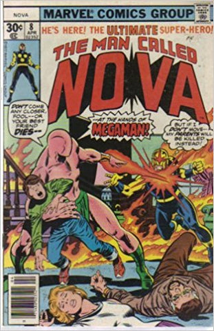 Man Called Nova 8 Marvel 1976