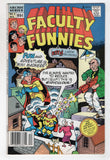 Faculty Funnies 3 Archie 1989 NM- Stan Goldberg