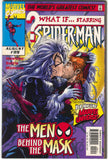 What If 99 2nd Series Marvel 1997 NM Spider-Man Black Cat Flash Thompson Kiss