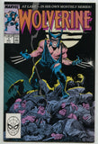 Wolverine 1 1st Series Marvel 1988 NM Chris Claremont John Byrne 1st Patch