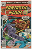 Fantastic Four 182 Marvel 1977 VF Jack Kirby