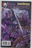 Forgotten Realms Homeland 2 A Devils Due 2007 NM Drizzt Signed Tim Seeley