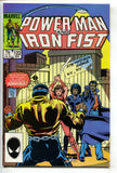 Power Man And Iron Fist 122 Marvel 1986 VF NM Luke Cage Misty Knight