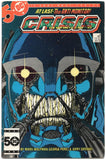 Crisis On Infinite Earths 6 DC 1985 FN Marv Wolfman 1st Wildcat