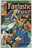Fantastic Four 221 1st Series Marvel 1980 VF John Byrne Bill Sienkiewicz