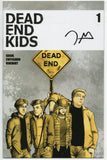 Dead End Kids 1 Source Point 2019 NM Signed Frank Gogol