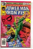 Power Man And Iron Fist 54 Marvel 1978 NM- Luke Cage Heroes For Hire