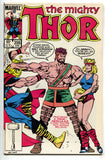 Mighty Thor 356 Marvel 1985 NM Hercules Bob Layton Harras