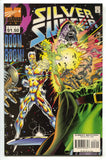 Silver Surfer 108 2nd Series Marvel 1995 VF Doctor Doom Galactus