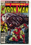 Invincible Iron Man 113 1978 VF NM Marvel Super Special 4 Beatles Spider-Man Ad