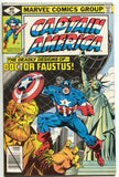 Captain America 236 Marvel 1979 VF Statue Of Liberty Blimp Zeppelin NYC