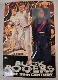 "Buck Rogers Dr. Huer 12"" Action Figure Mego 1979 MIB New"
