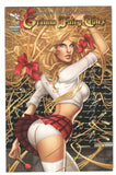 Grimm Fairy Tales 89 B Zenescope 2013 NM Franchesco Variant GFT School Girl