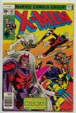 Uncanny X-Men 104 Marvel 1977 FN VF Wolverine Magneto Cyclops 1st Starjammers
