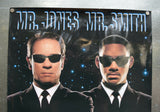 Men In Black Original Movie Poster One Sheet DS Advance 1997 27 x 40 Will Smith