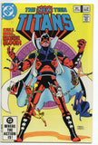 New Teen Titans 22 DC 1982 NM George Perez Marv Wolfman Brother Blood